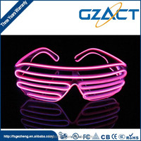 Activity Event Dance Party glowing el wire led glasses flashing