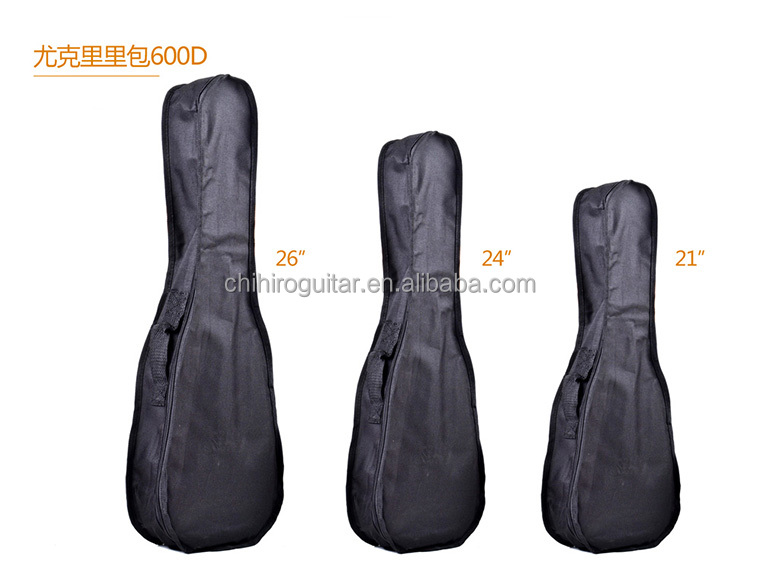 cheap price ukulele concert bag,soprano ukulele bag,tenor ukulele gig bag