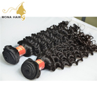 10a peruvian virgin hair accept drop shipping natural color 100% human hair weave bundles cuticle aligned deep wave hair