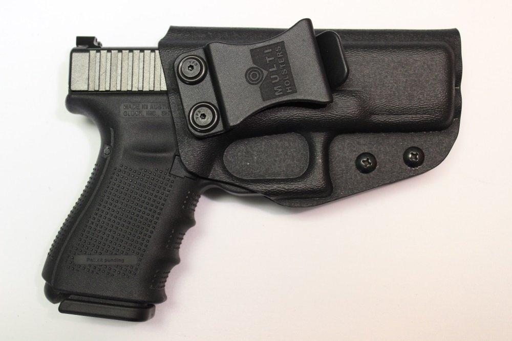 Multi Holsters Elite Glock 19/23/32 IWB FOMI Right-Hand Holster