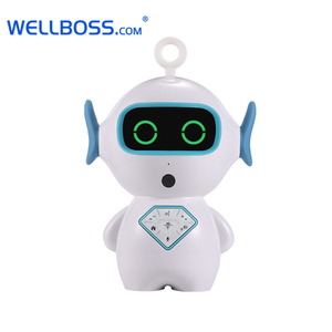 New English Version Of Intelligent Early Education AI Robot Music Story Robot Growth Companion Toy