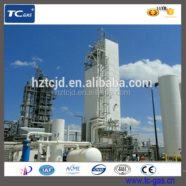 2017 New Air Separation Plant(LOX&LN PLANT) with Gas filling station Liquid Pump CE