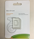 PVC Plastic Type and Recycled Materials Feature Micro SD Card Blister Packaging With Sliding