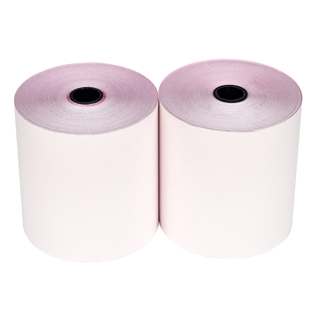 2-Ply High Quality Ncr Cash Register Paper Rolls