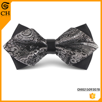 Fashion Men Design Bowtie and suspender