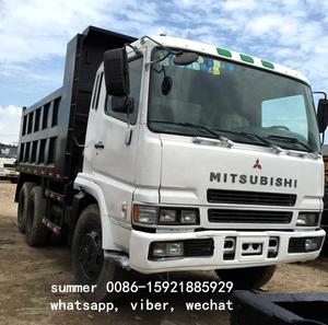 mitsubishi fuso dump truck sale japan /mitsubishi super great truck/10  wheeler trucks price