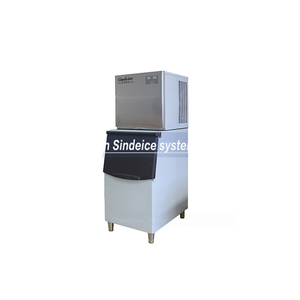 Factory Price Automatic 500kgs Ice Cube Machine 1 to 10T Cube Ice Making Plant