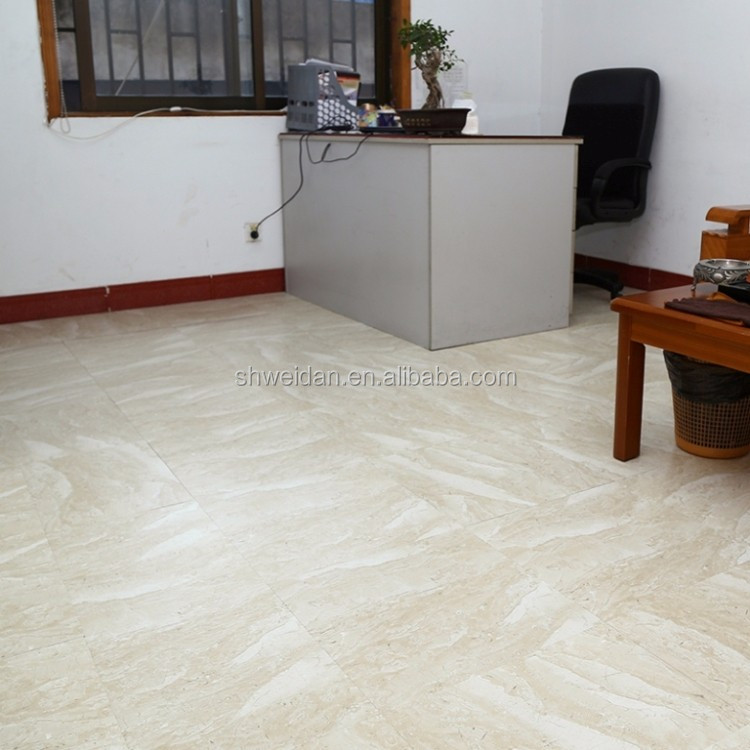 Plastic Flooring Type And Pvc Material Luxury Vinyl Floor