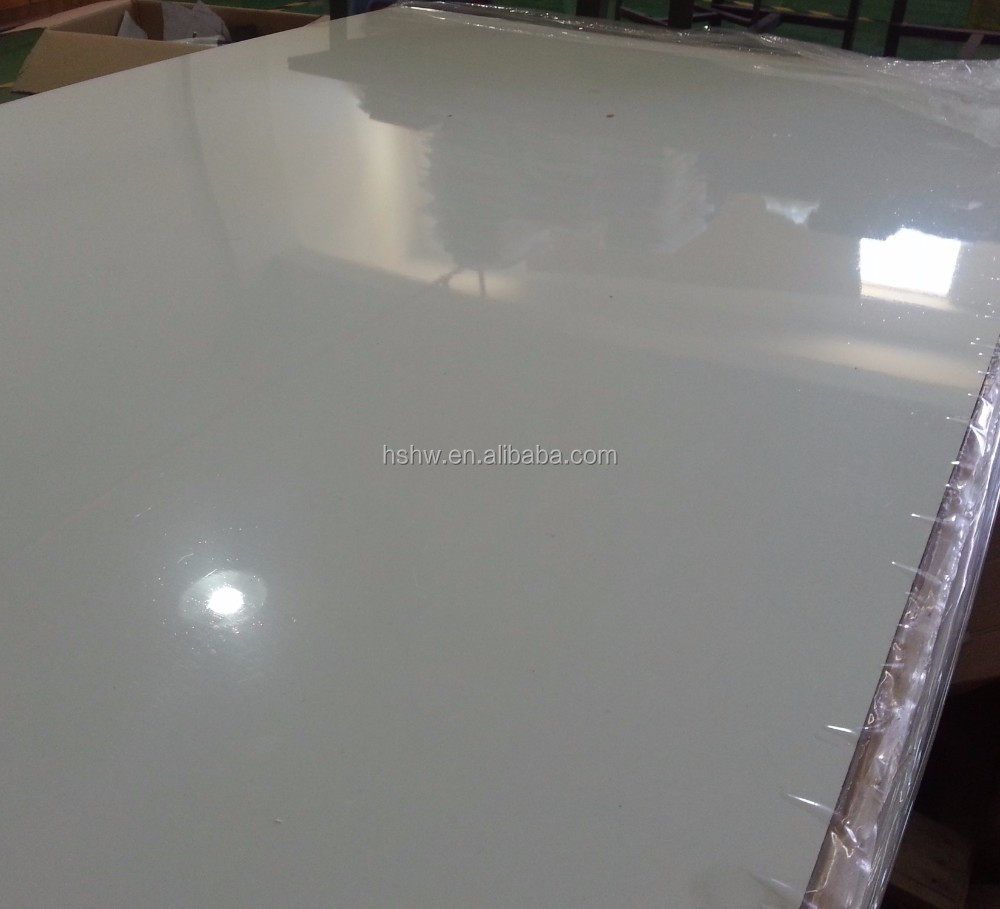 China top kwaliteit 6mm sublimatie MDF blanco vel