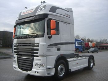 Daf Xf 105 460 Ssc Limited Edition- White New - 71 000eur - Buy Daf Xf 105  460 Ssc Limited Edition- White New - 71 000eur Truck Product on Alibaba com
