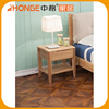 Modern Design One Drawer Solid Wood Night Stand Bedside Table