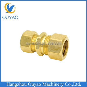 High quality gas pipe compression fittings