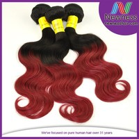 100% quality grade 7a unprocessed virgin human brazilian remy micro braiding hair