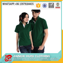 manufacture cute couple shirt design polo t shirt import green polo t-shirts