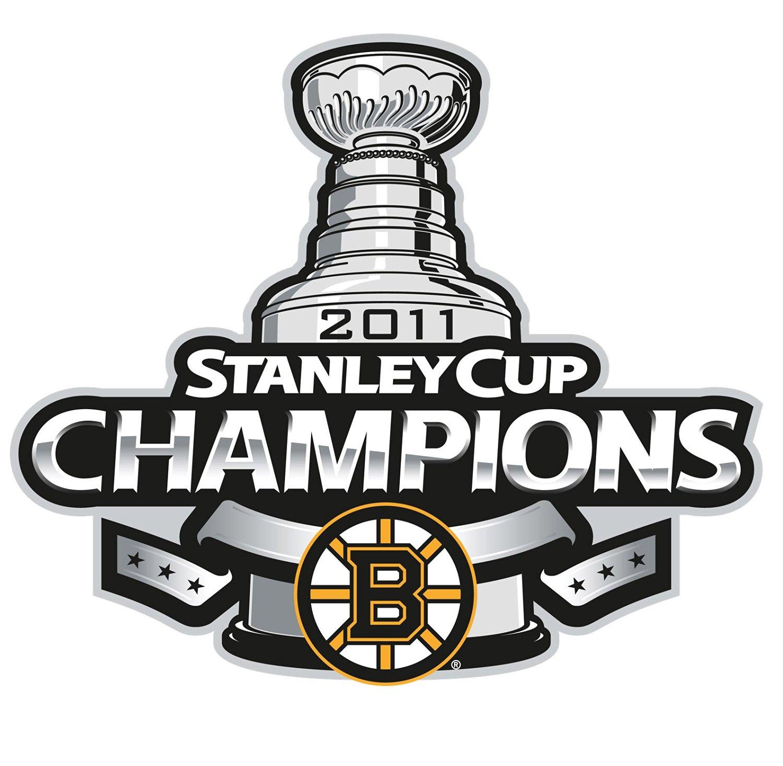 Buy 2011 Stanley Cup Champions Logo Boston Bruins NHL