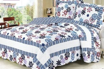 Exceptionnel King Size Patch Work Bed Sheets