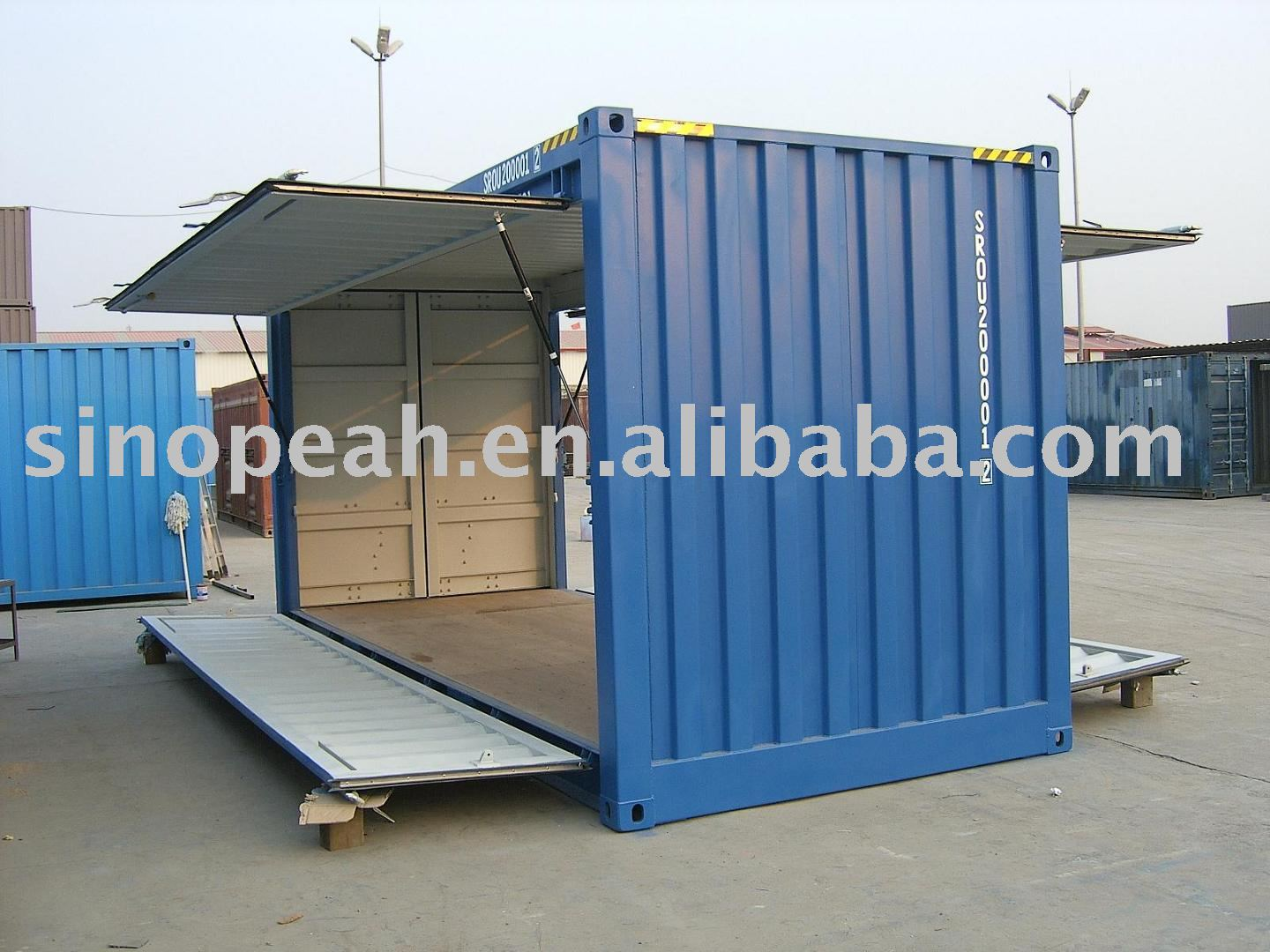 20ft Swing Door Shipping Container Wholesale Container Suppliers