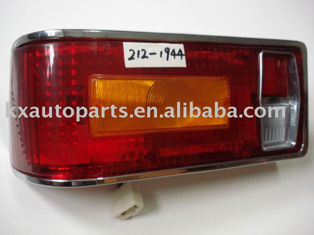 auto lamps: BB10 taillights