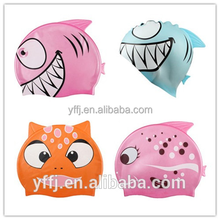 Hot Sale Popular Silicone Nude Novelty Funny Swimming Cap