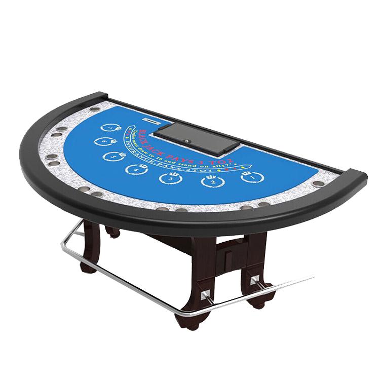Meja Poker Blackjack Hiburan Kasino Untuk Judi Buy Kasino Poker Meja Hitam Jack Meja Meja Judi Product On Alibaba Com