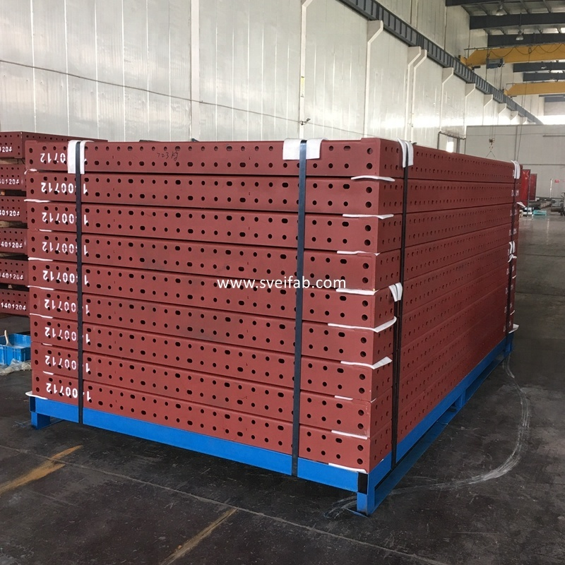 Heavy duty construction aluminium steel concrete formwork