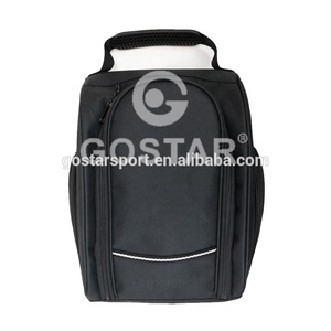 Executive Golf Shoe Bag with Accessories