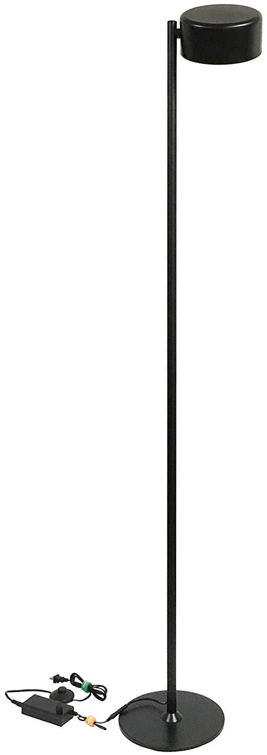 "FLOOR LAMP LED 50 watt 5000 lumen 3000 K DIMMABLE HEAD ROTATION 360 °""The Most Powerfull LED Floor Lamp"" by GARNATI"