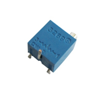 3006 Smd Smt 3269w 3296 3386 Ceramic Trimmer Pa6-gf30 Potentiometer 3590s  Bourns Variable Resistors And Potenti    - Buy Trimmer  Potentiometer,Ceramic
