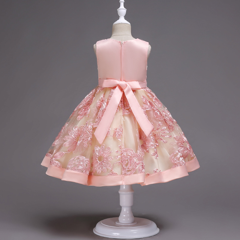 Baby Frock Design Pictures Children Gown Lace Kids Flower