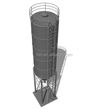 100 ton assembly cement storage silo cost