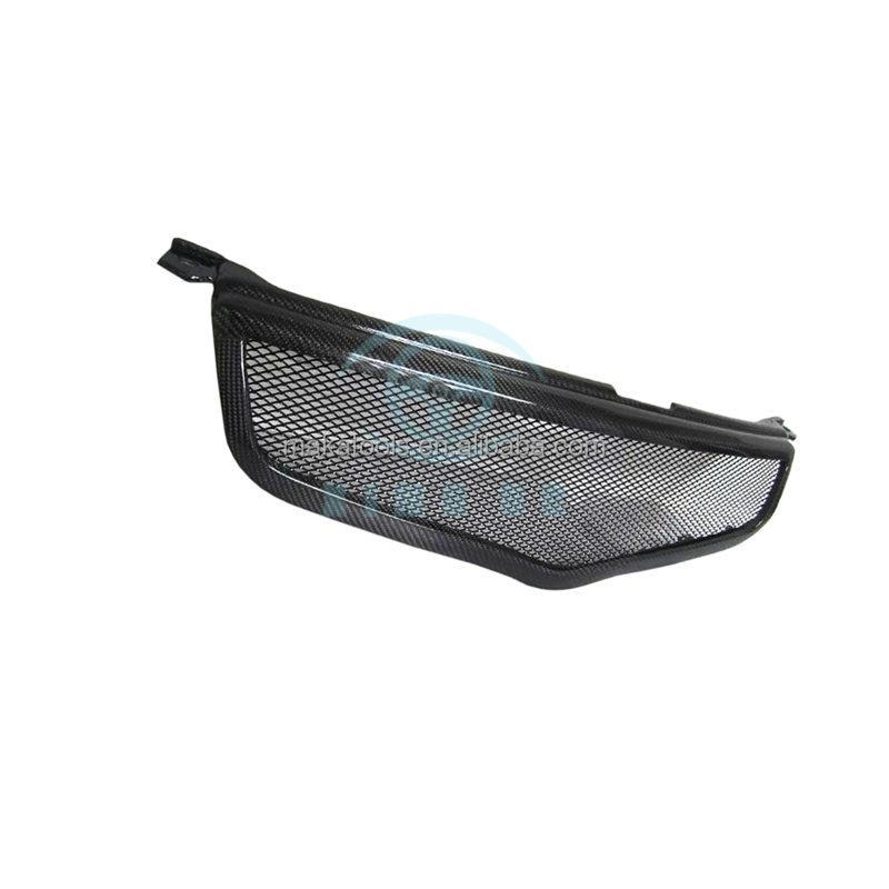 Carbon Fiber Front Grille Hood Grill For Toyota Vios 2006-2007