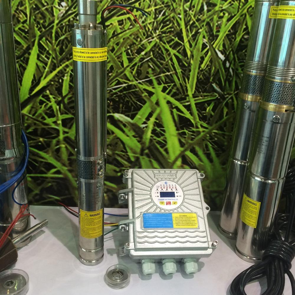 Pannello Solare Per Pompa Pozzo : Pollice pompa del pozzo solare pannelli solari per la