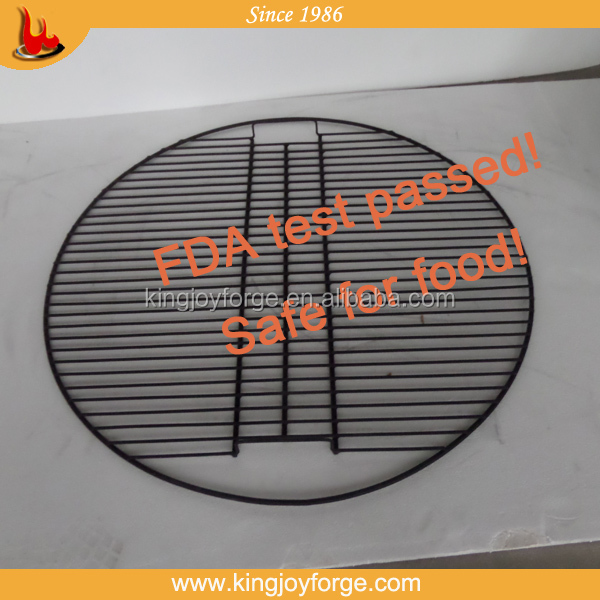30 inch steel round BBQ cooking grill grate