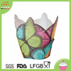 Colored Paper Tulip Cups/ Tulip Baking Cups/ Muffin Wraps