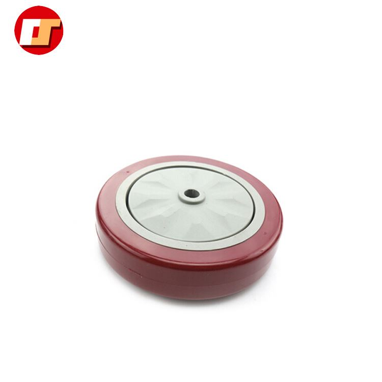 Professional Factory Good Bonding rubber wheel stopper car parking