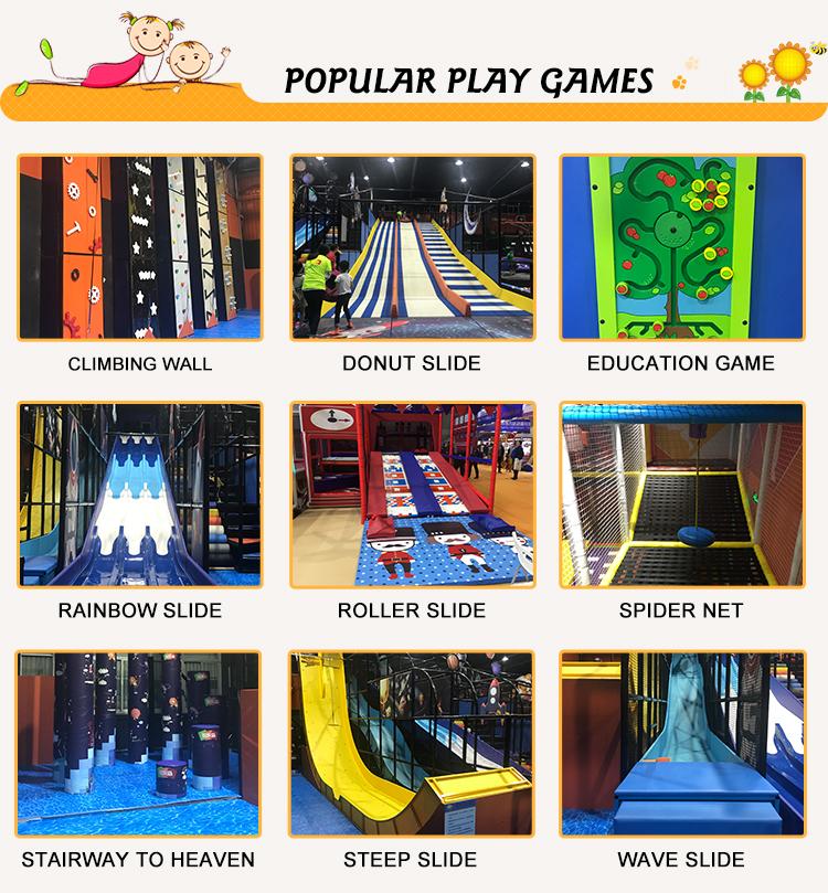 Série pirata Crianças dos miúdos Entreter Playground Indoor Macio