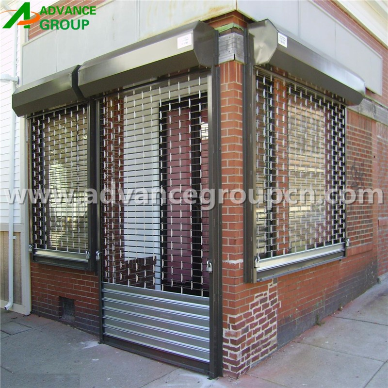 Grill Rolling Shutters, Grill Rolling Shutters Suppliers And Manufacturers  At Alibaba.com