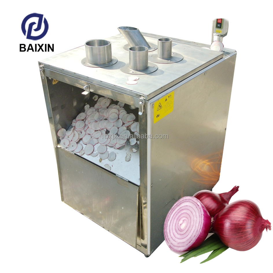 Industrial Cutting Machine/Automatic Vegetable Dicer Machine/Industrial Onion Dicer