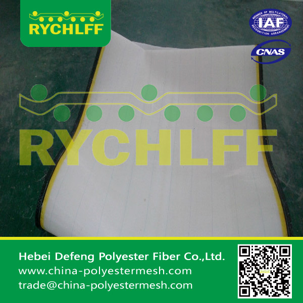 filter belt for paper machine/pulp washing fabrics