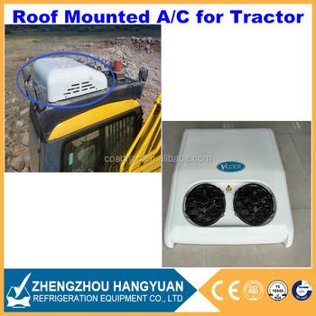 12v 24v Portable Dc Power Farm Tractor Cab Air Cooling