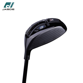 wholesale high quality latest stainless steel black golf fairway wooden