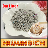 Huminrich Offers Very High Efficiency Nature Cat Sand Cat Litter