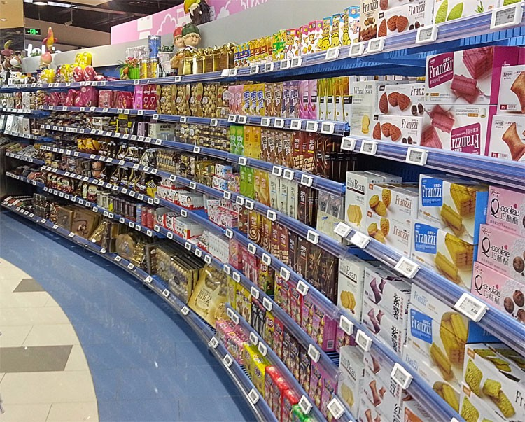 Rfid E Ink Display Esl E Paper Supermarket Price Tag