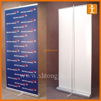 Manufacture Company Low Cost Pull Up Roller Banners