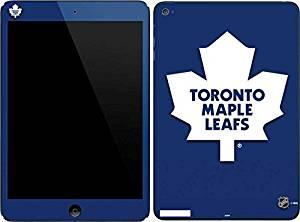 NHL Toronto Maple Leafs iPad Mini 4 Skin - Toronto Maple Leafs Solid Background Vinyl Decal Skin For Your iPad Mini 4