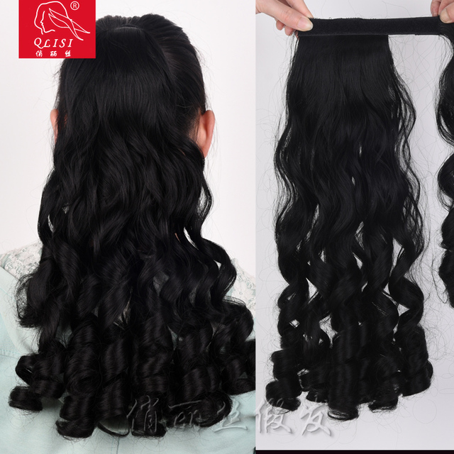 China Synthetic Fiber Hair Extension Wholesale Alibaba