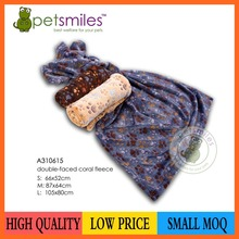 2016 hot sale 3 colors available pet blanket