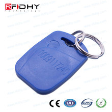 13.56Mhz Iso15693 I Code 2 Custom Rfid Smart KeyFob/Tag/Chain For Access Control