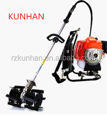 small farm weeding machine weeder and cultivator machine farm backpack weeder