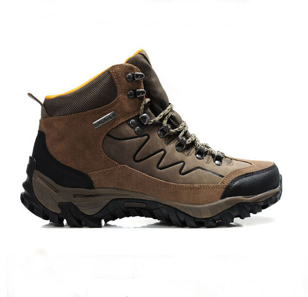 Yaloee Trekking Shoes Men Outdoor Winter Sport Trainers Boots Tourism